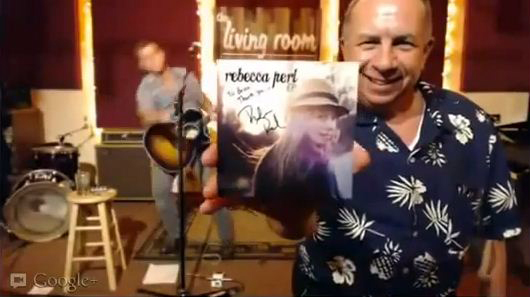 Rebecca Perl U0026 Ryan Van Sickle LIVE From The Living Room In NYC Part 93
