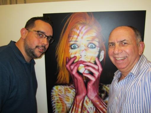 Paul Roustan Painted People -  007