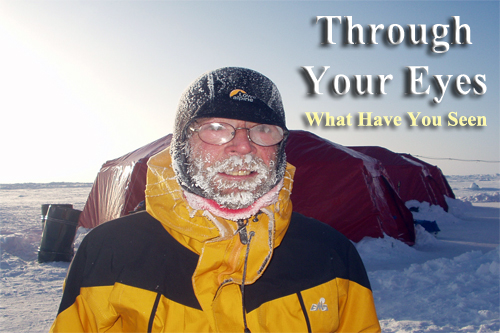 Through Your Eyes FULL with Martin Tighe