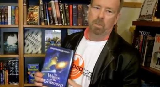 Author James Patrick Kelly 2010