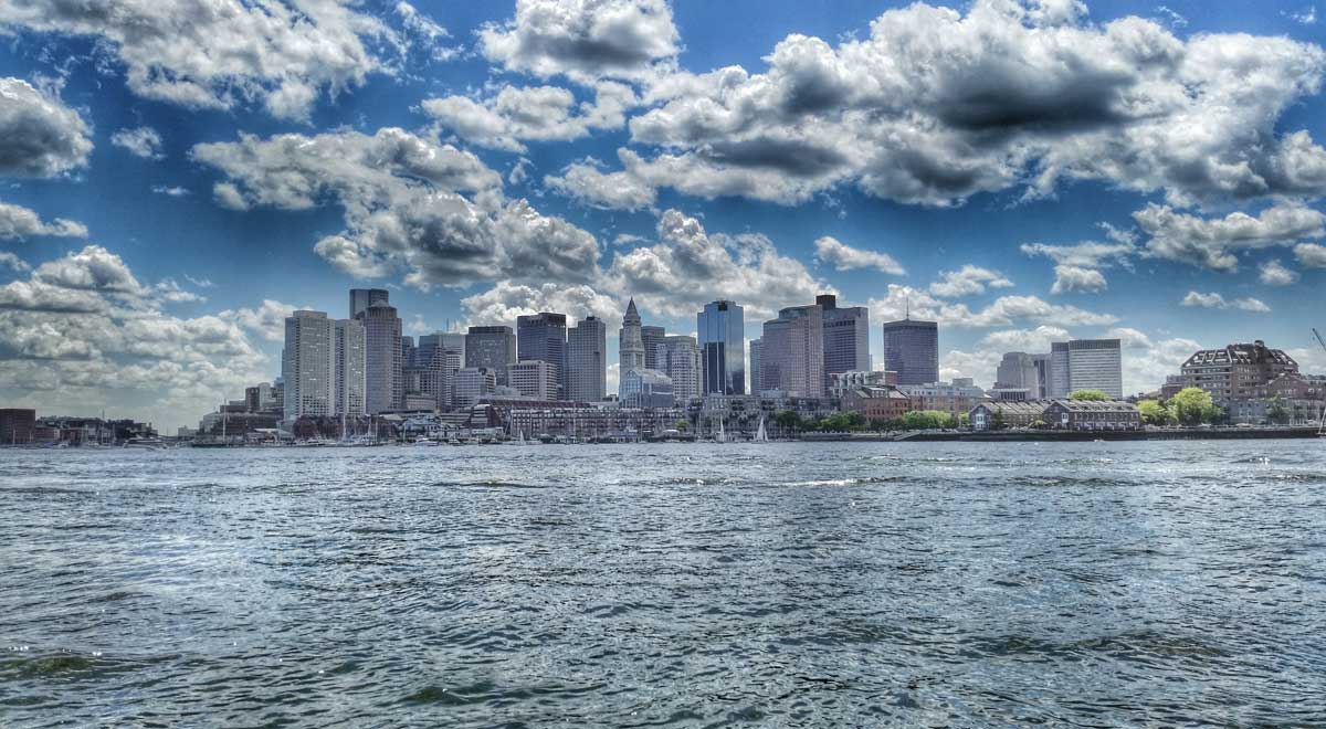 Thumbnail for A Day On Boston Harbor