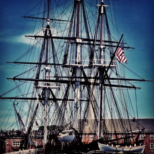 USS Constitution Old Ironsides_001