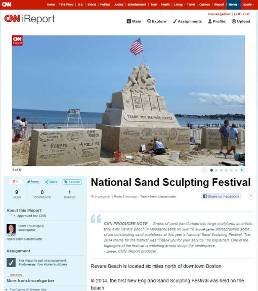National Sand Sculpting Festival - CNN iReport - 2014-07-19_001