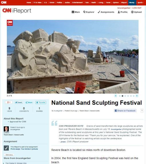National Sand Sculpting Festival - CNN iReport - 2014-07-19_002