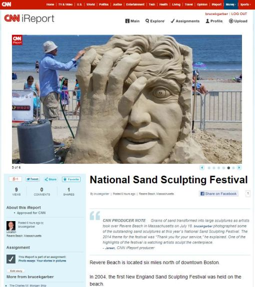 National Sand Sculpting Festival - CNN iReport - 2014-07-19_005