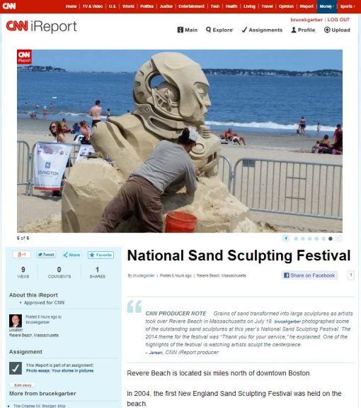 National Sand Sculpting Festival - CNN iReport - 2014-07-19_006