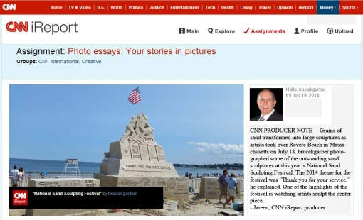 Photo CNN iReport Photo Essays_2014-07-19