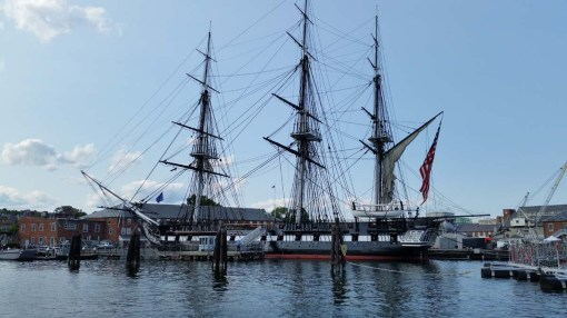 The Charles W. Morgan Ship_001