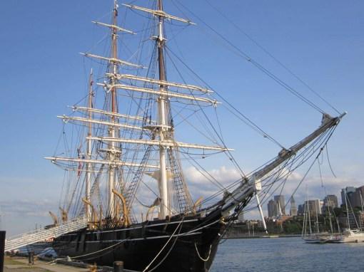 The Charles W. Morgan Ship_002