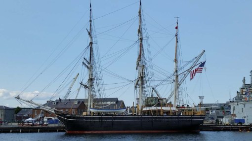 The Charles W. Morgan Ship_006