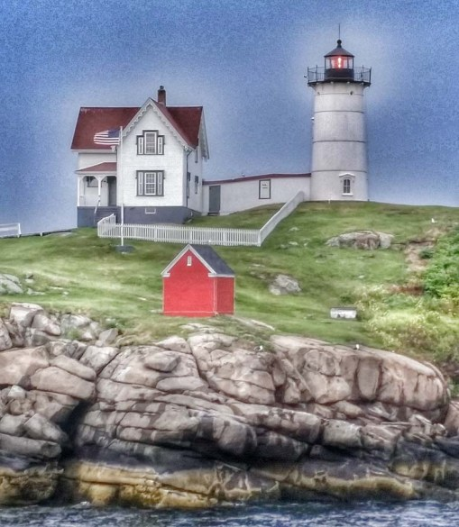 Nubbles Light House York Maine