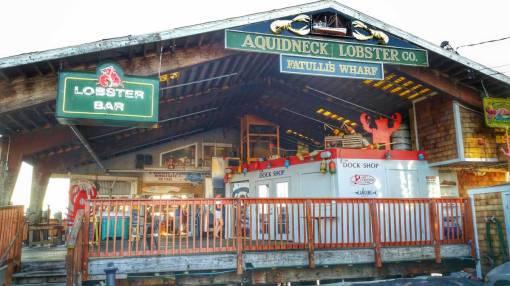 Aquidneck Lobster Newport RI