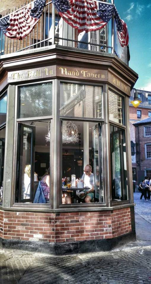 Hand Tavern Boston