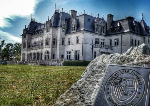 Salver Regina University Newport RI