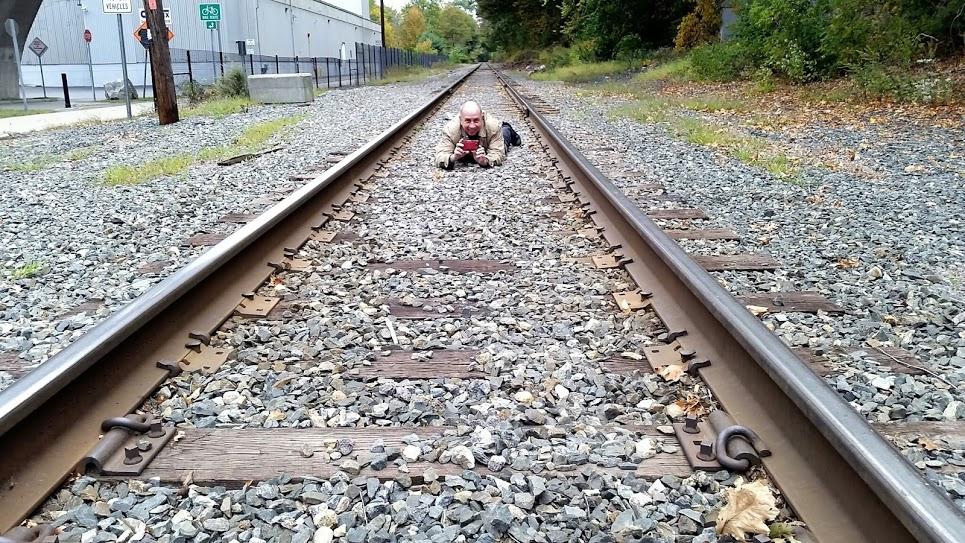 Blackstone River RR Tracks