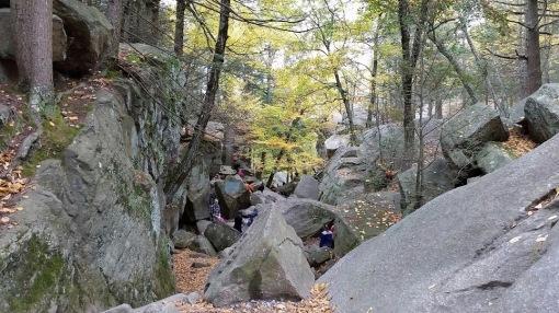 Pergatory Chasm Path