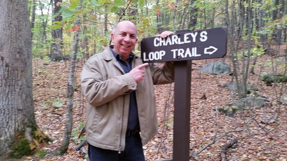 Pergatory Chasm Trails